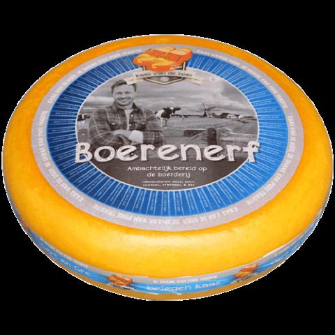 Сыр Фермерский BOERENKAAS BELEGEN (Полу выдержанный) фото