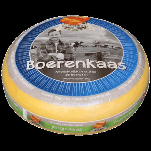 Сыр Фермерский BOERENKAAS JONG (Молодой) фото