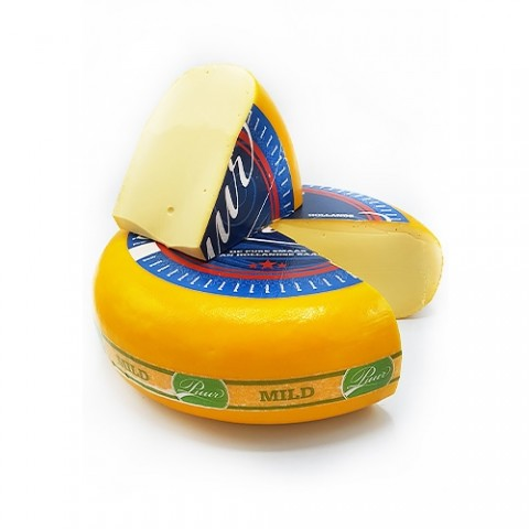 Сыр Гауда 48+ (Gouda) PUUR JONG (Молодой) фото