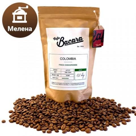 Кофе Colombia Finca Casagrande 0.2 кг. (молотый) фото