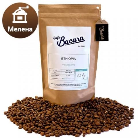 Кофе Ethiopia Yirgacheffe 0.2 кг. (молотый) фото