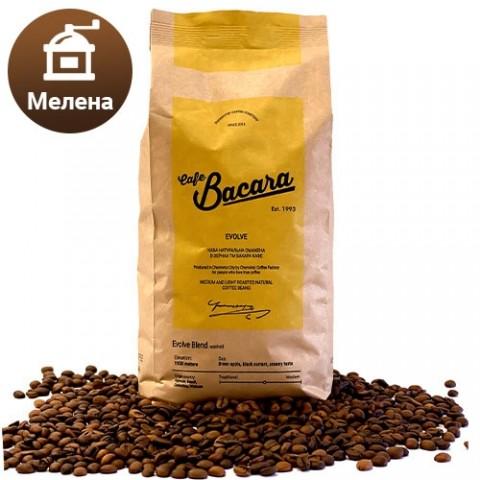 Кофе Bacara Evolve 1 кг. (молотый) фото