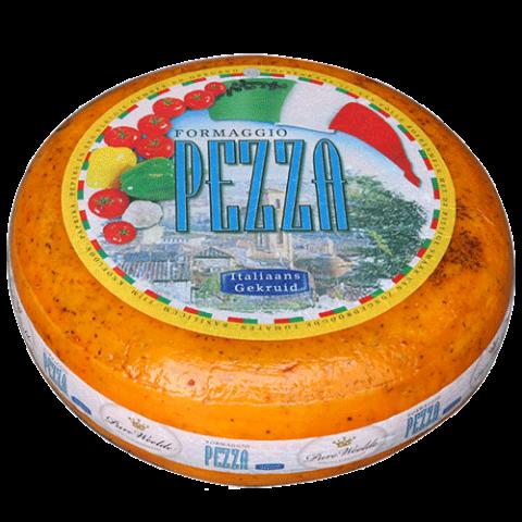 Сыр Фермерский BOERENKAAS PEZZA (с итальянскими специями) фото