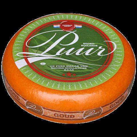 Сыр Гауда 48+ (Gouda) PUUR OUD (Старый) фото