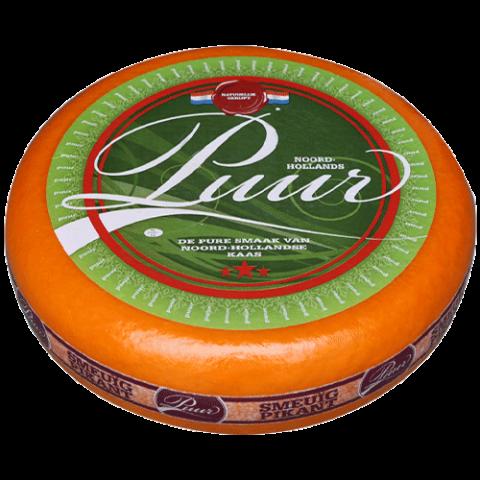 Сыр Гауда 48+ (Gouda) PUUR EXTRA BELEGEN (Экстра выдержанный) фото