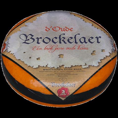 Сир D'OUDE BROCKELEAR. фото
