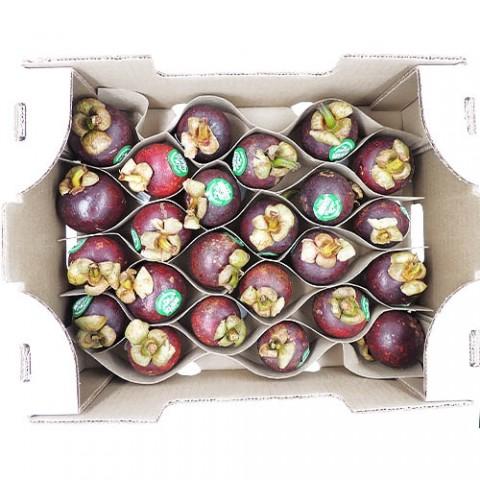Мангостин (в ящиках) фото