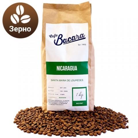 Кава Nicaragua Santa Maria de Louredes 1 кг. (зерно) фото