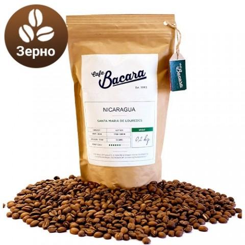 Кава Nicaragua Santa Maria de Louredes 0.2 кг. (зерно) фото