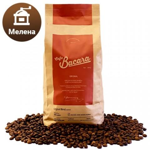 Кава Bacara Original 1 кг. (мелена) фото