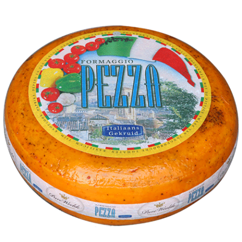 Сир Фермерський BOERENKAAS PEZZA (з італійськими спеціями). фото