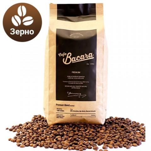 Кава Bacara Premium 1 кг. (зерно) фото